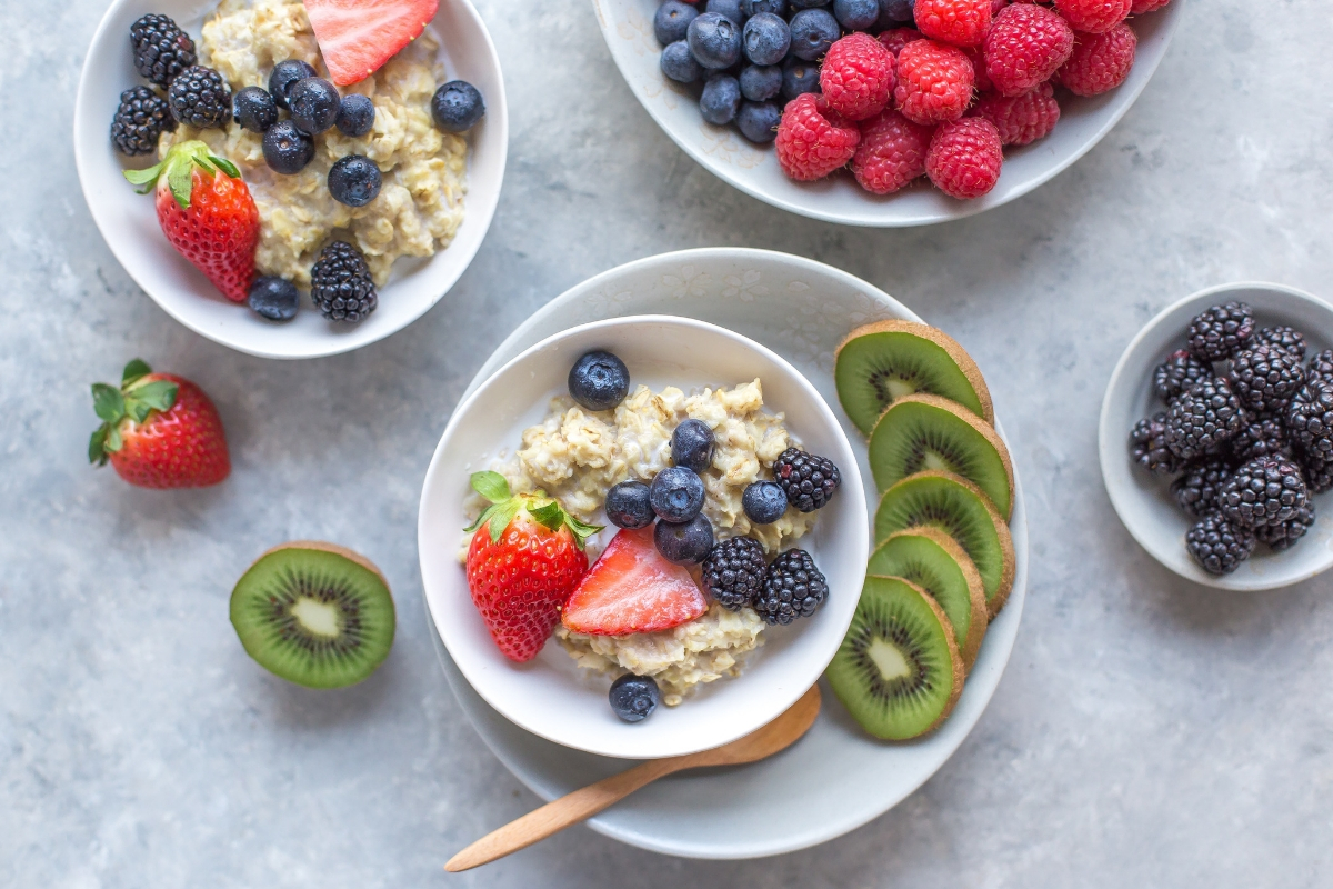 RECIPES: Energizing Breakfasts!